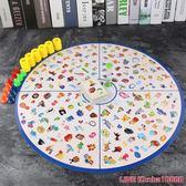益智玩具兒童提高觀察力專注力反應力早教桌游3-5-6-7歲親子互動益智玩具 JDCY潮流站