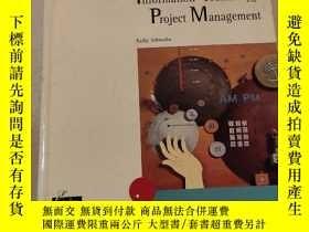 二手書博民逛書店Information罕見Technology project Management:資訊科技項目管理Y200
