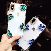 三星 A71 A51 Note10+ S10+ A80 A50 A30S A70 A9 A7 2018 J6+ A20 S9+ 手機殼 水鑽殼 手工貼鑽 邊框水晶花