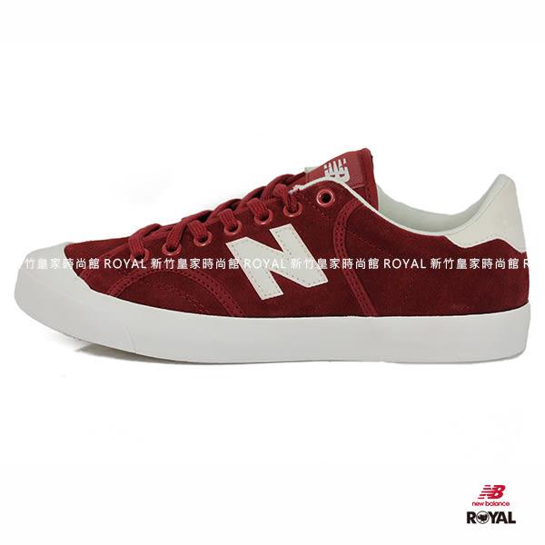 New Balance 新竹皇家 PROCTSBH 紅色 麂皮 復古 運動鞋 男女款 NO.A8982