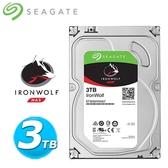 Seagate 那嘶狼【IronWolf】3TB 3.5吋 NAS硬碟 (ST3000VN007)