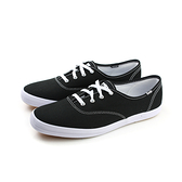 Keds CHAMPION BLACK CANVAS 帆布鞋 休閒 女鞋 經典款 黑色 9191W110001 no001