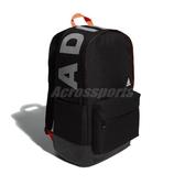 adidas 後背包 Classic Graphic Backpack 黑 灰 男女款 大容量 運動休閒 【ACS】 FM6902
