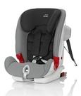 【愛吾兒】Britax ADVANSAFIX SICT 百變旗艦型 ISO 成長型汽車安全座椅 灰色