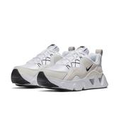 (現貨販售)ISNEAKERS Nike Ryz365 孫芸芸著用 女 灰白 簍空 增高 鋸齒球鞋 芸芸款 BQ4153-100
