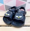 【震撼精品百貨】Bad Badtz-maru_酷企鵝~台灣製酷企鵝正版兒童超輕涼鞋-黑大頭(13-18號)#20318