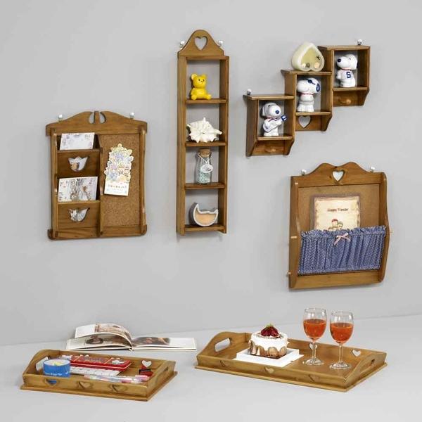 【藝匠】一心留言信架 留言架 家具 收藏  置物櫃 實木