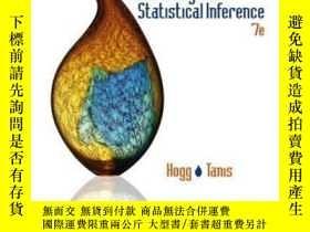二手書博民逛書店Probability罕見And Statistical Inference (7th Edition)Y25