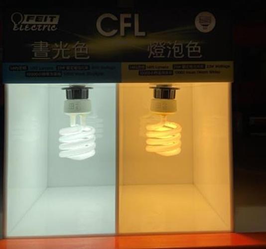 [COSCO代購] C120989 FEIT 23W/Y3 SPIRAL LIGHT 23瓦螺旋省電燈泡 T3管徑每組8入黃光