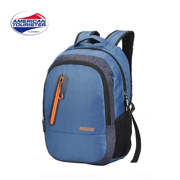 Samsonite美國旅行者AT【LIMA 24B】15吋筆電後背包 雙邊側口袋 可收納15吋筆電 超輕量 特價