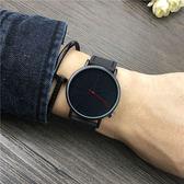 手錶男學生韓版簡約女錶時尚潮流男錶個性創意情侶石英腕錶原宿風  Cocoa