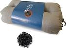 tobest【日本代購】竹炭抗菌防臭枕 蕎麥殼枕進化型 高度 硬度調節 透氣