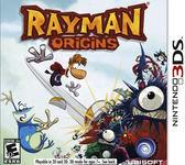 3DS Rayman Origins 雷射超人:起源(美版代購)