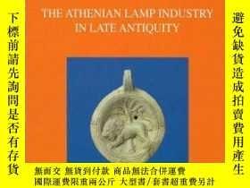 二手書博民逛書店THE罕見ATHENIAN LAMP INDUSTRY IN L