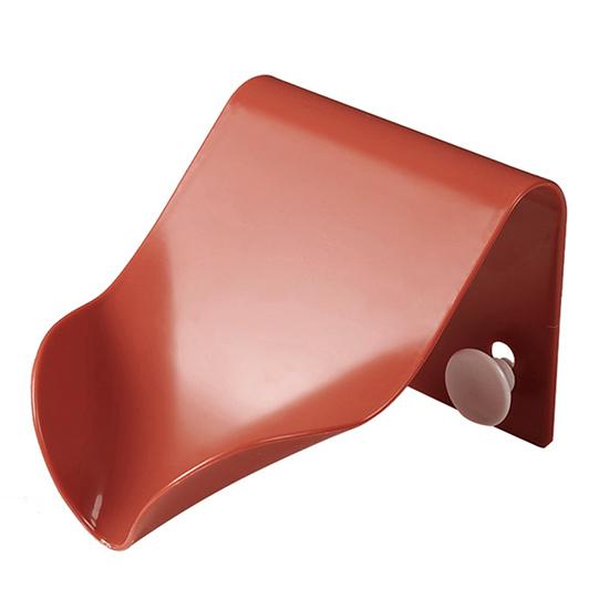 肥皂盒 瀝水架 香皂架 壁掛式 菜瓜布架 摩登系列 掛架 掛勾 無痕斜面肥皂架【P385】MY COLOR