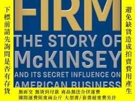 二手書博民逛書店The罕見Firm The Story of McKinsey
