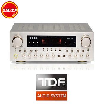 TDF T-3 頂級真空管數位音效擴大機 公司貨  金嗓 美華 音圓 點將家 卡拉OK