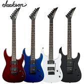 Jackson Dinky JS12小搖座電吉他-雙雙拾音器/附贈全配件/原廠公司貨