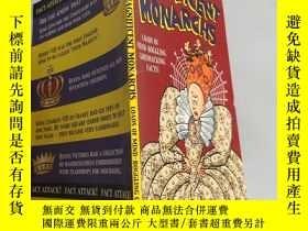 二手書博民逛書店magnificent罕見monarchs 偉大的君主Y200392