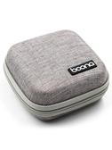 包納耳機收納盒手機數據線充電器整理盒便攜抗壓迷你保護包  米希美衣