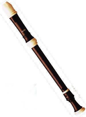 【金聲樂器】 日本原裝 AULOS 509 ,509B 中音直笛