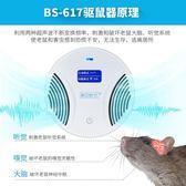 電子貓超聲波驅鼠器大功率強力抓老鼠干擾器捕鼠神器滅鼠夾藥家用