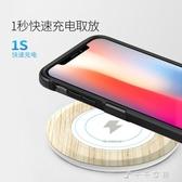 iPhoneX無線快充雙線圈充電模塊蘋果8/8p手機小米三星S6/S7/S8谷歌LG智慧 千千女鞋