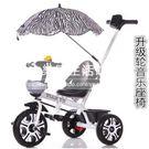 兒童三輪腳踏車男女孩帶音樂手推車LG-286869
