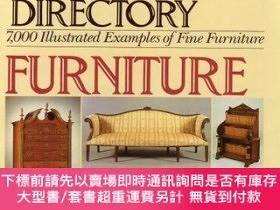 二手書博民逛書店The罕見Antiques directory-古董目錄Y364727 Miller, Martin H..