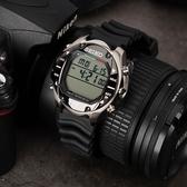 SEIKO 精工 PROSPEX 專業潛水多功能鈦金屬手錶-黑 DH33-4A00D(SBDK001J)