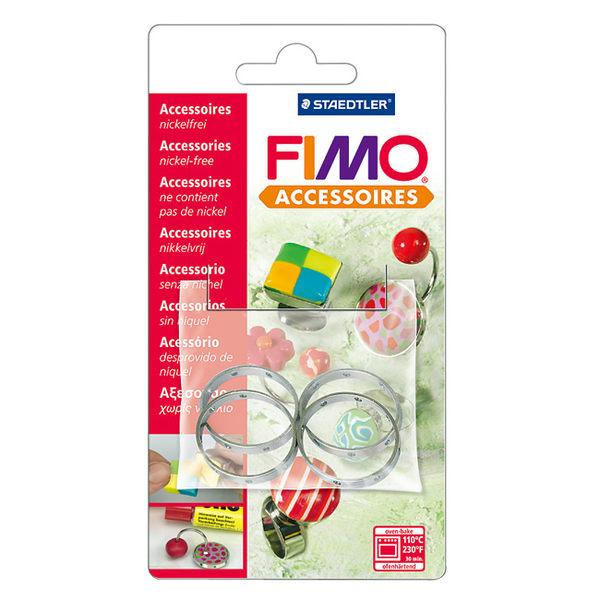 施德樓FIMO軟陶 ACCESSORIES MS8625 20 DIY藝術家輔助用品-戒台-大鑲鑽環台