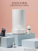 (免運)貓咪自動飲水機狗狗餵食器投食機餵食機儲糧桶貓咪喝水神器用品