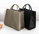 商務女士斜跨手提包時尚側背收納袋文件包公文包A4資料書袋 韓國時尚週
