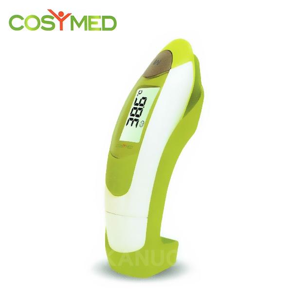 【COSYMED適美得】紅外線額耳溫槍 TS99 (耳溫槍 額溫槍) 免耳套設計