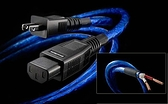 【名展音響】Zonotone 6N2P-3.0Meister(1.5m)電源線