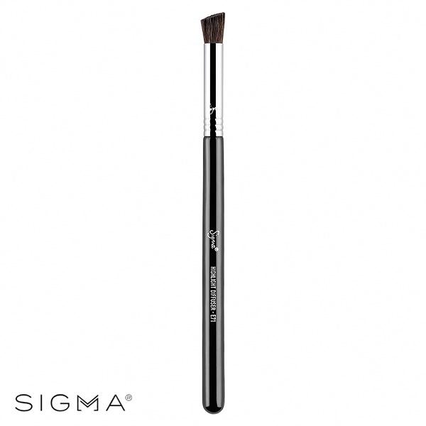 Sigma E71-眉骨打亮刷 Highlight Diffuser Brush - WBK SHOP
