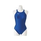 (B9) MIZUNO 美津濃 Stream ACE 競技泳裝 低水阻 連身泳衣 FINA認證 N2MA022327藍 [陽光樂活]