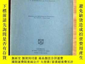 二手書博民逛書店民國1926年外文資料:STUDIES罕見ON THE ECOL