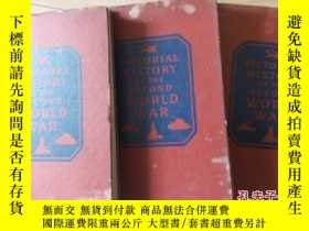 二手書博民逛書店PICTORIAL罕見HISTORY OF THE SECOND