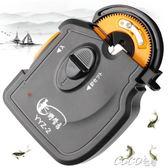 綁鉤器  新款充電式電動綁鉤器強勁機芯全自動針結器拴鉤器綁魚鉤器 coco衣巷