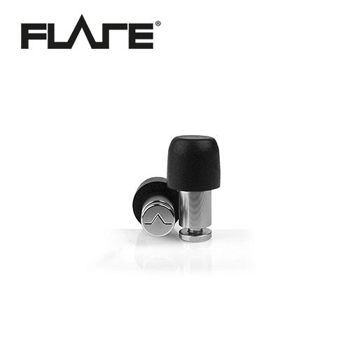 【敦煌樂器】Flare Isolate MiNi系列鋁製專業級英國防躁耳塞 銀色款