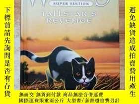 二手書博民逛書店Warriors罕見Super Edition: Tallstar s RevengeY254800 Hunt