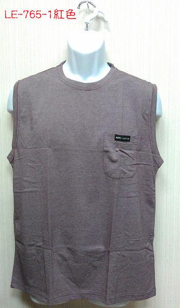 ☆清涼夏季涼感衣---吸汗速乾無袖短T恤(LE-755-1)☆