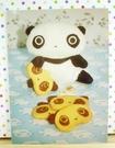 【震撼精品百貨】たれぱんだ_趴趴熊~趴趴熊卡片-餅乾