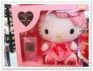 ♥小花花日本精品♥ Hello Kitty x Godiva 聯名合作布偶巧克力娃娃情人節禮物生日禮物99800208