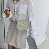 夏天小清新包包女包2020新款潮單肩百搭時尚網紅夏季鏈條斜挎