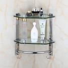 毛巾架 浴室角架壁掛牆上置物架淋浴房收納架廁所衛浴掛件衛浴玻璃轉角架