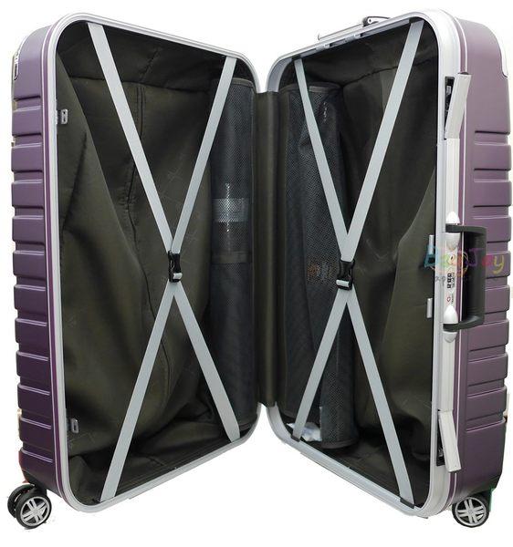 (送旅行袋)萬國通路 雅仕EMINENT 9Q3 25吋 霧面鋁框 PC材質 行李箱  MIT 台灣製