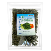 綠源寶~海帶芽梗絲80公克/包