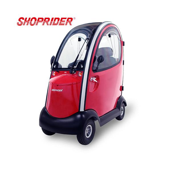 (免運) SHOPRIDER Cabin 電動代步車 全罩式車款 TE-889XLSN 代步車 (可私訊詢問) 【生活ODOKE】